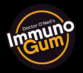 Immuno Gum new logo